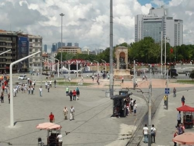 İstanbul'da sessizlik