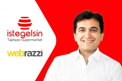 """istegelsin CEO'su Sedat Yıldırım Webrazzi Summit 2021'de """"Gıda Perakendeciğinin Geleceğini"""" Anlatacak"""