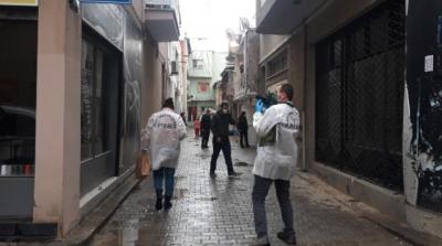 İzmir'de Bir Vatandaş Evinde Silahla Vurulmuş Halde Bulundu
