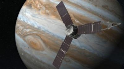 Jüpiter'i izleyecek uzay aracının motoru Bursa'da üretildi!