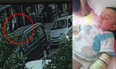 Kaçırılan 4 aylık bebek bulundu
