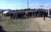 Kahramanmaraş'ta konteyner kent karşıtı eylem