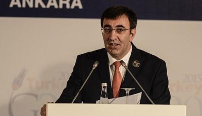 Kalkınma Bakanı Cevdet Yılmaz'dan Merkez Bankası yorumu