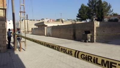 Karkamış'a Suriye'den havan mermisi isabet etti