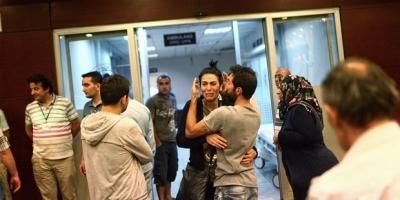 Atatürk Havalimanı'nda patlama gerçekleşirken Türkiye Survivor'u izledi