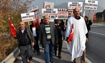 Kemal Kılıçdaroğlu'nun kardeşinden şok eden protesto!