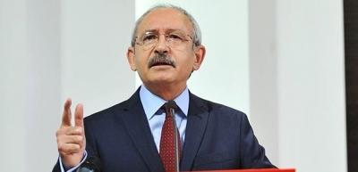 Kılıçdaroğlu: Tam yüz karası bir toplantı