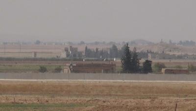Kilis'in karşısındaki IŞİD mevzileri de vuruluyor