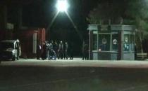 Kilis'teki sınır kapısında 9 TNT kalıbı ele geçirildi