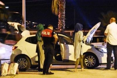 Kiraladıkları araç cinayetten arandı!