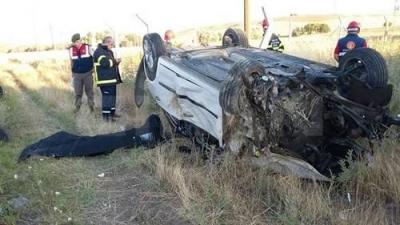 Kırıkkale'de iki trafik kazası: 2 ölü, 6 yaralı