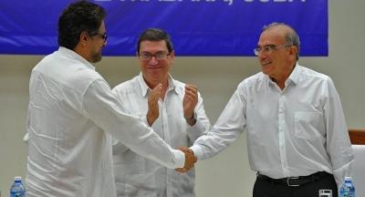Kolombiya'ya 52 yıl sonra gelen barış dönemi