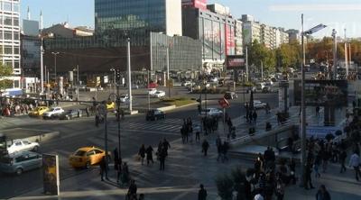 Köprüden sonra Kızılay Meydanı'nın da adı değişiyor