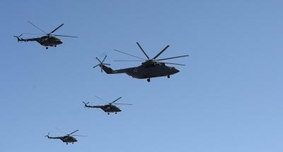 Kremlin'den Suriye'de düşürülen helikoptere ilişkin açıklama