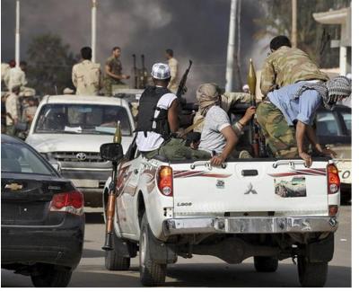 Libya'da maymun ısırığı iki kabileyi birbirine düşürdü