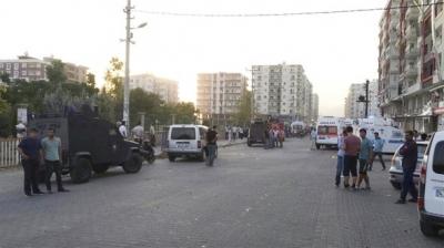 Mardin'de patlama: 4'ü çocuk 6 yaralı
