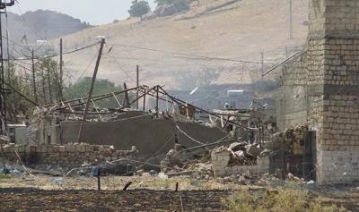 Mardin'deki saldırıda 1 tona yakın patlayıcı madde kullanılmış