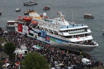 Mavi Marmara anlaşması TBMM'ye sunuldu