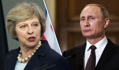 May ve Putin ilk kez görüştü