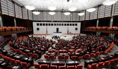 Meclis'te küfüre ve kavgaya karşı para cezası!