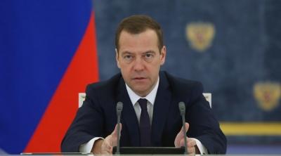 Medvedev imzayı attı!