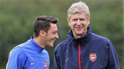 Mesut Özil'den Wenger açıklaması