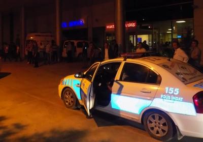 MHP'li yönetici ve kardeşi silahlı saldrıya uğradı
