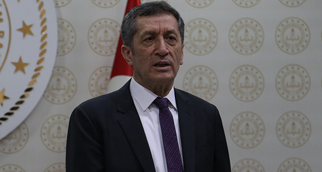 Milli Eğitim Bakanı Selçuk: 'Türkiye'nin başı sağ olsun'