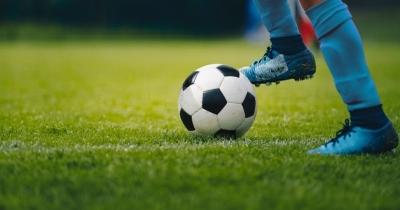 Minikler futbol şöleni düzenlendi