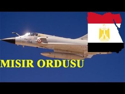 Mısır hava kuvvetleri Libya'yı vurdu..!