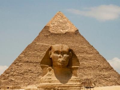 Mısır Piramitlerinde beklenmedik buluş..!
