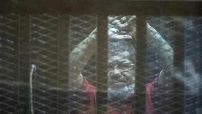 Muhammed Mursi'nin de yargılandığı davada idam kararı!