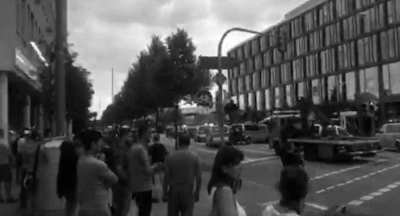 Münih'te silahlı saldırı!