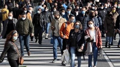 Mutasyonlu Virüsün Türkiye'deki Oranı Oldukça Fazla