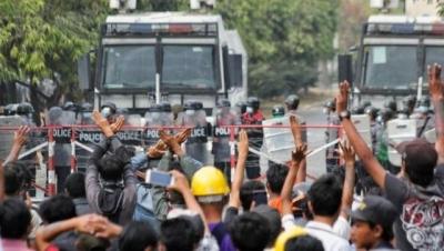 Myanmar'da İç Savaş Sesleri