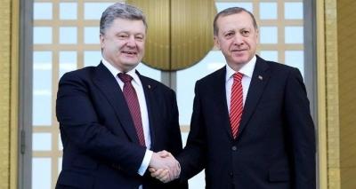 NATO zirvesinin son gününde Erdoğan-Poroşenko görüşmesi