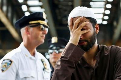 New York'ta öldürülen imamın katili yakalndı