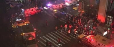 New York'ta şiddetli patlama: 29 yaralı