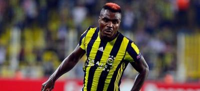Nijerya'ya giden Emenike hakkında Fenerbahçe'den açıklama