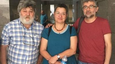 Nöbetçi Genel Yayın Yönetmenliği'nde 3 tutuklama