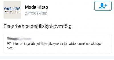 O tweet Fenerbahçe'lilerin tepkisini topladı!