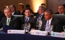 Obama Nükleer Güvenlik Zirvesi'nde konuşma yaptı