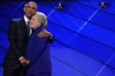 Obama'dan Hillary Clinton'a tam destek