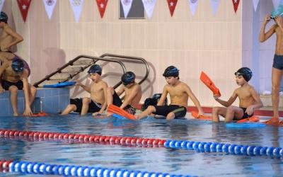 Okul Öncesi Yüzme Kursları