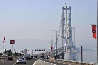 Osmangazi Köprüsü'ne dava!