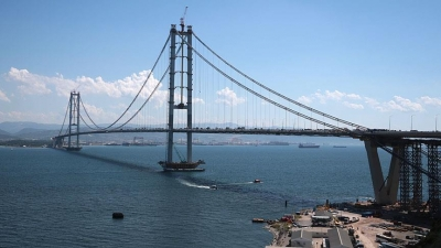 Osmangazi Köprüsü'nde indirim kapıda