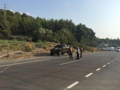 Osmaniye'de PKK saldırısı
