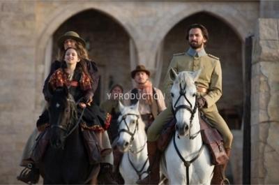 Osmanlı Subayı seyirciyle buluşmak için gün sayıyor