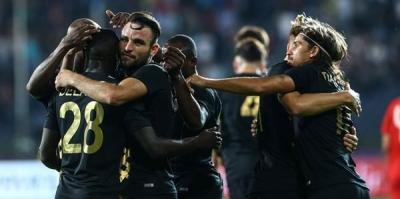 Osmanlıspor UEFA'da gruplara kaldı!