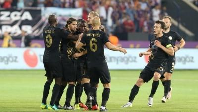 Osmanlıspor Zimbru'yu 5-0 mağlup etti